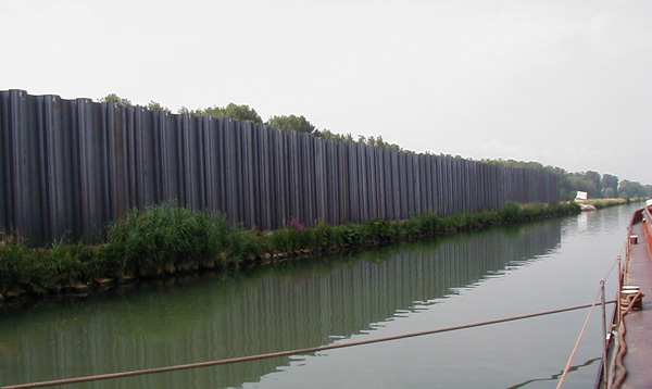 Photo Gallery Isheetpile Think Outside The Cofferdam