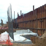 Temporary retaining wall.thumbnail